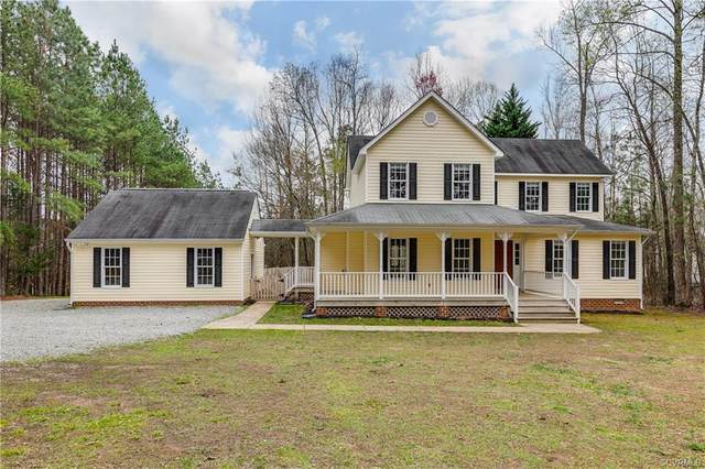 4275 Steger Creek Drive, Powhatan, VA 23139 (MLS #2009203) :: EXIT First Realty