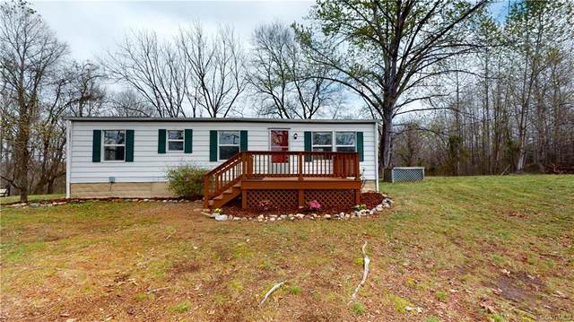 5570 Old Columbia Road, Goochland, VA 23063 (MLS #2009230) :: EXIT First Realty