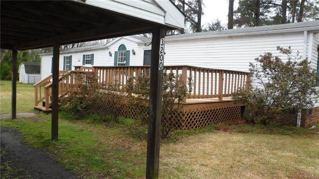 3200 Dog Town Lane, Hayes, VA 23072 (MLS #2009244) :: EXIT First Realty