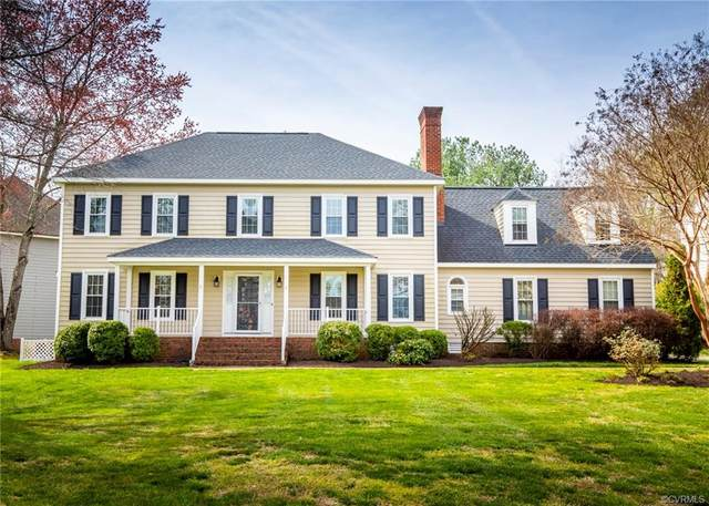 9239 Old Ivy Trace, Mechanicsville, VA 23116 (MLS #2009246) :: EXIT First Realty