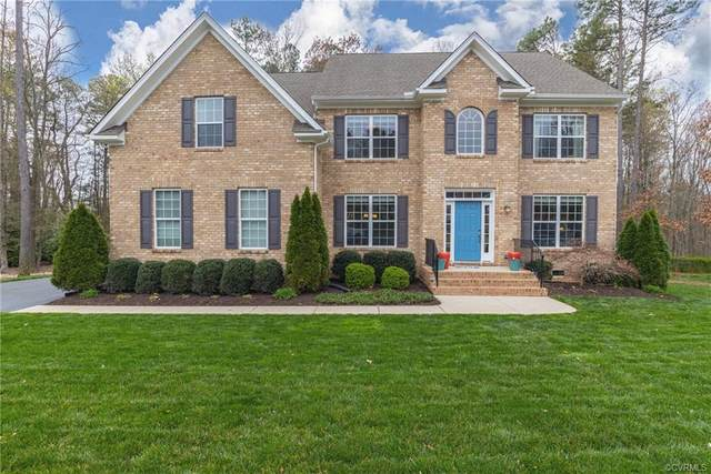 10205 Westhampton Glen Court, Henrico, VA 23238 (MLS #2009281) :: The RVA Group Realty