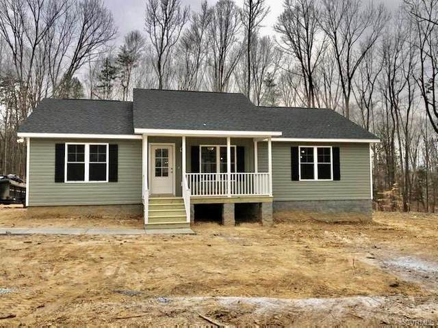 2362 Mosby Lane, Powhatan, VA 23139 (MLS #2009317) :: EXIT First Realty