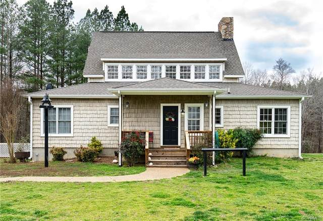 16372 Ancient Acres Road, Beaverdam, VA 23015 (#2009344) :: Abbitt Realty Co.