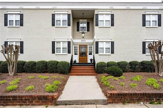 4520 Grove Avenue U3, Richmond, VA 23221 (MLS #2009349) :: EXIT First Realty