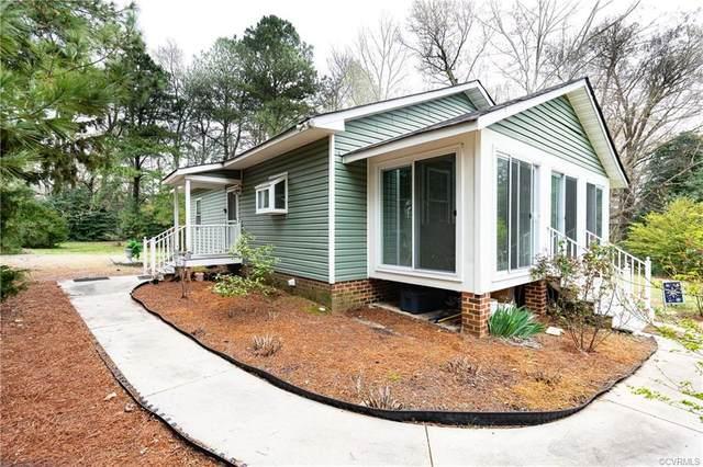 8307 Windsor Drive, Mechanicsville, VA 23111 (MLS #2009354) :: EXIT First Realty