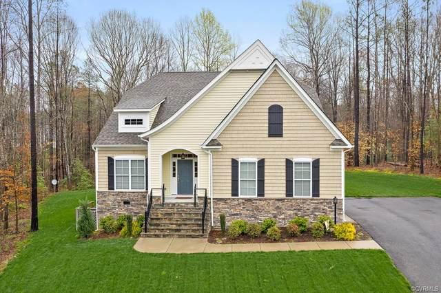 7401 Dunollie Drive, Chesterfield, VA 23838 (MLS #2009404) :: Small & Associates