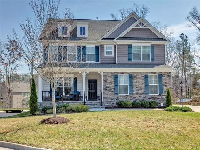 6813 Crackerberry Drive, Moseley, VA 23120 (MLS #2009466) :: Small & Associates