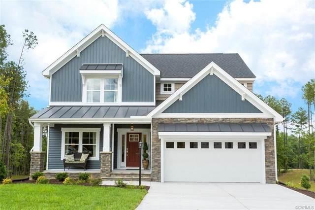 8000 Blythe Road, Mechanicsville, VA 23116 (MLS #2009471) :: Small & Associates