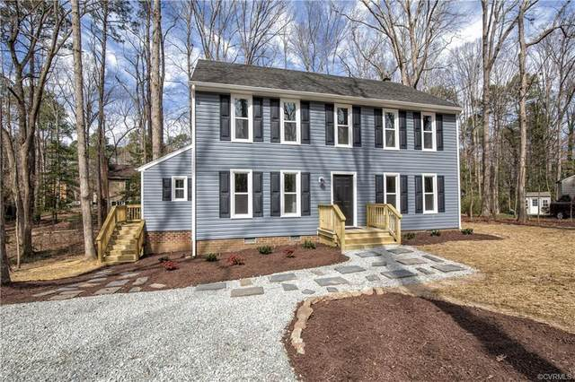 3200 Fox Chase Road, Midlothian, VA 23112 (MLS #2009650) :: EXIT First Realty