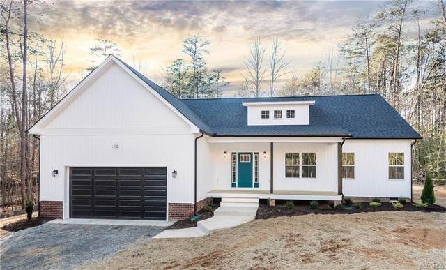 2458 Cheney Creek Road, Goochland, VA 23063 (MLS #2009656) :: EXIT First Realty