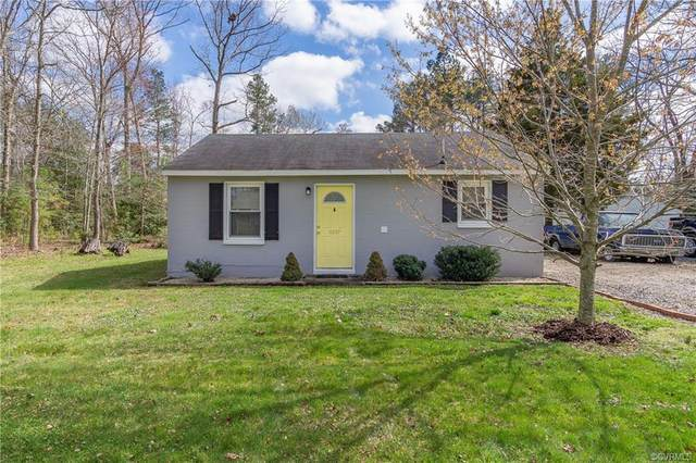 5237 Talley Pond Road, Mechanicsville, VA 23116 (MLS #2009696) :: EXIT First Realty