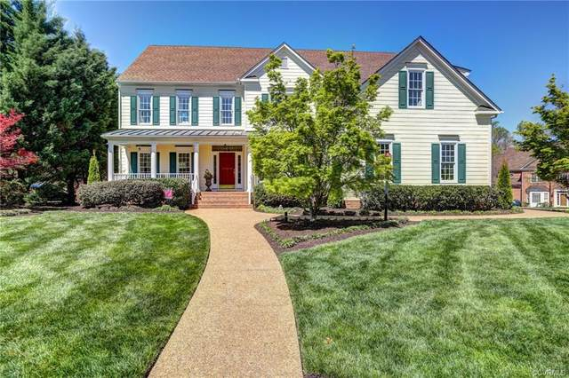 4536 Hickory Lake Court, Glen Allen, VA 23059 (MLS #2009708) :: Small & Associates