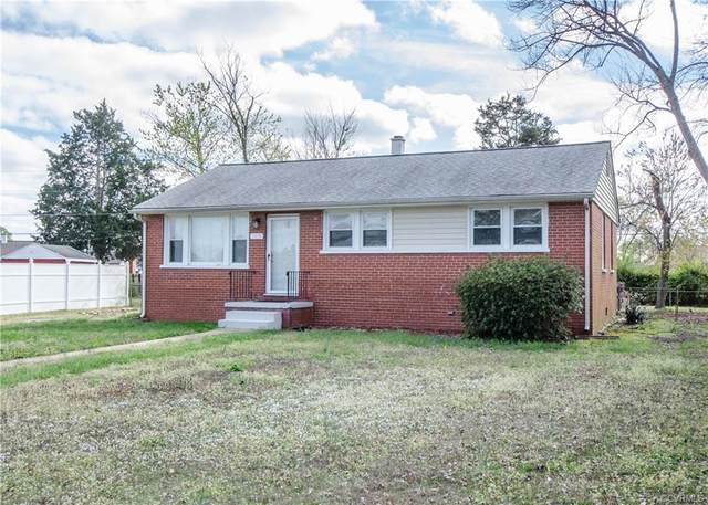 2013 Cleary Road, Henrico, VA 23223 (MLS #2009738) :: The Redux Group