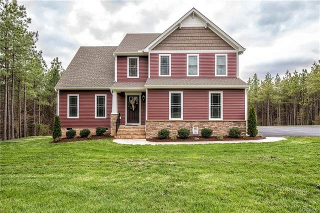 2022 Walnut Tree Place, Powhatan, VA 23139 (MLS #2009746) :: EXIT First Realty