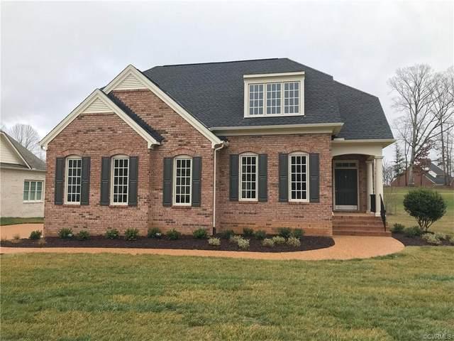 881 Kempston Lane, Goochland, VA 23103 (MLS #2009761) :: The RVA Group Realty
