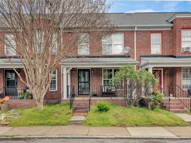 814 Catherine Street, Richmond, VA 23220 (MLS #2009768) :: EXIT First Realty