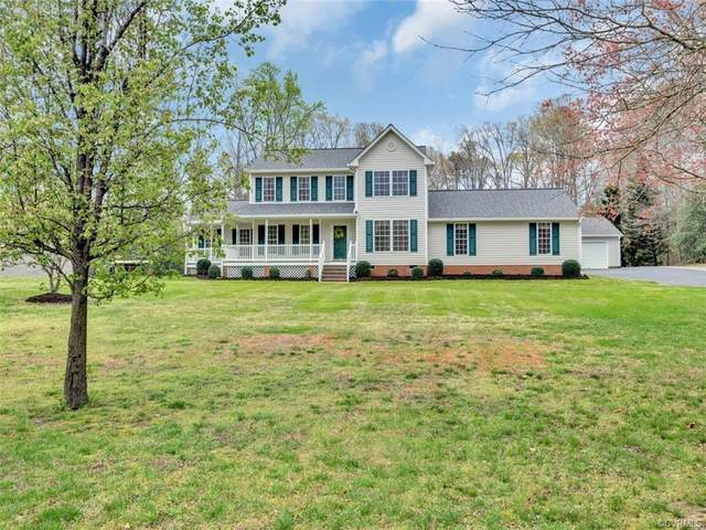 9231 Belmont Road, Chesterfield, VA 23832 (MLS #2009781) :: The RVA Group Realty