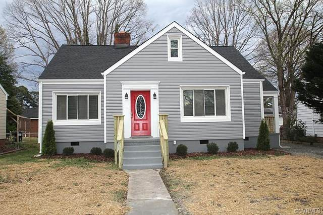 6303 Galaxie Road, Henrico, VA 23228 (MLS #2009800) :: EXIT First Realty