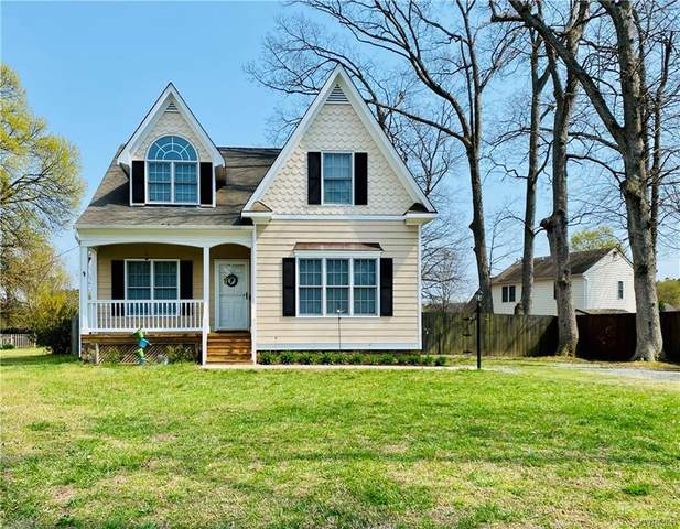 10121 Berrymeade Hills Terrace, Glen Allen, VA 23060 (MLS #2009820) :: EXIT First Realty