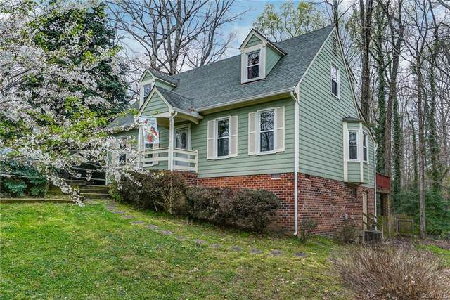 8330 Lyndale Drive, Chesterfield, VA 23235 (MLS #2009826) :: EXIT First Realty
