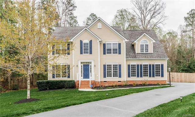 1733 Casey Meadows Terrace, Sandston, VA 23150 (MLS #2009834) :: The Redux Group