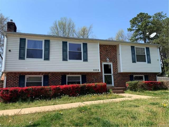 4400 Fieldstone Court, Richmond, VA 23234 (MLS #2009835) :: EXIT First Realty