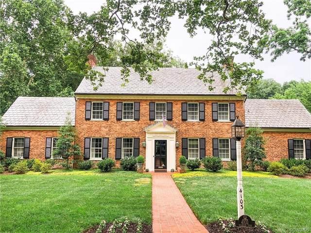 4103 Sulgrave Road, Richmond, VA 23221 (MLS #2009899) :: Small & Associates