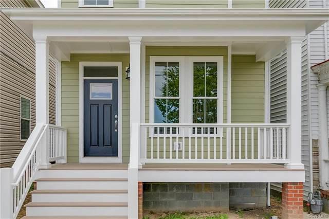 1205 N 26th Street, Richmond, VA 23223 (MLS #2009966) :: Small & Associates