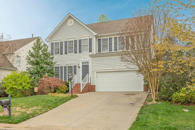 1319 Jeffries Way, Midlothian, VA 23114 (MLS #2009992) :: The Redux Group