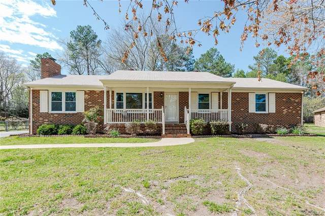 3210 Clintwood Road, Midlothian, VA 23112 (MLS #2010004) :: The Redux Group