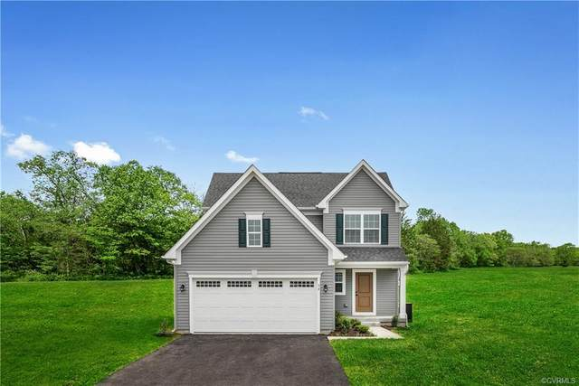 3913 Seasons Lane, Henrico, VA 23223 (MLS #2010028) :: Small & Associates