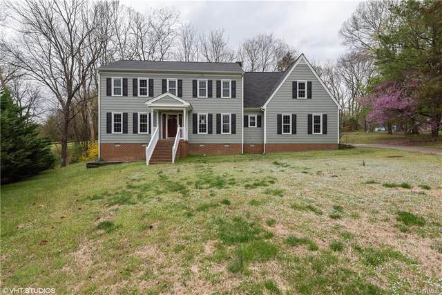 7410 Winding Creek Lane, Chesterfield, VA 23832 (MLS #2010031) :: The Redux Group