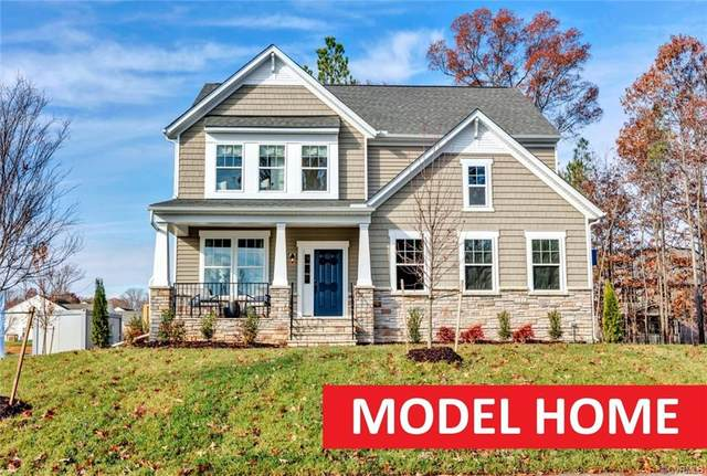 3760 Sterling Woods Lane, Chesterfield, VA 23237 (MLS #2010047) :: The RVA Group Realty