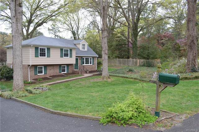 2823 Anwell Drive, Chesterfield, VA 23235 (MLS #2010059) :: The Redux Group