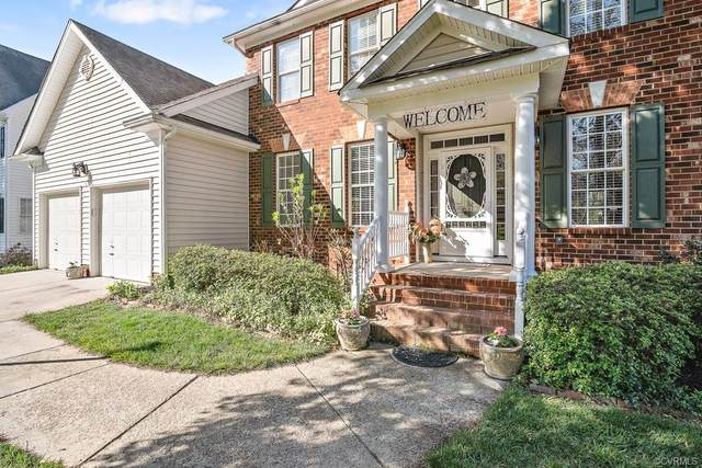 7860 Hampton Forest Lane, Chesterfield, VA 23832 (MLS #2010110) :: The RVA Group Realty