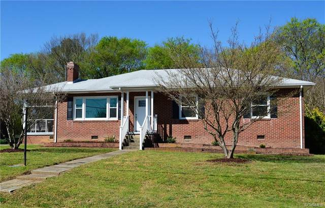 21408 Warren Avenue, South Chesterfield, VA 23803 (MLS #2010122) :: The RVA Group Realty