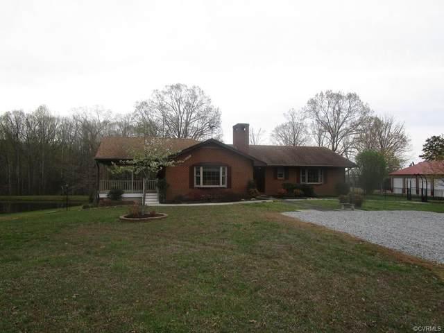 1471 Hardy Road, Lunenburg, VA 23952 (MLS #2010170) :: Treehouse Realty VA