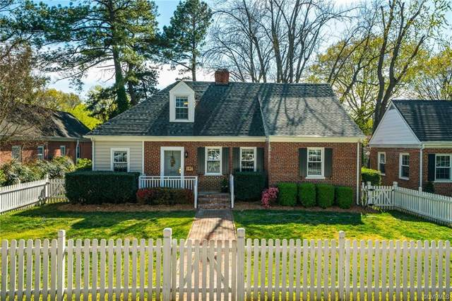 4635 Stuart Avenue, Richmond, VA 23226 (MLS #2010211) :: Small & Associates