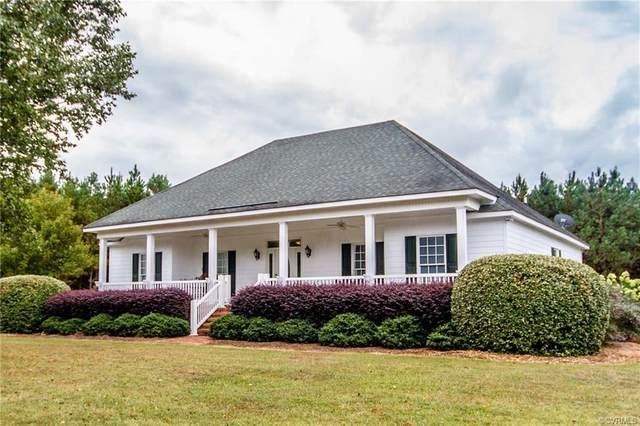 2835 Dry Bread Road, White Plains, VA 23893 (MLS #2010213) :: Treehouse Realty VA