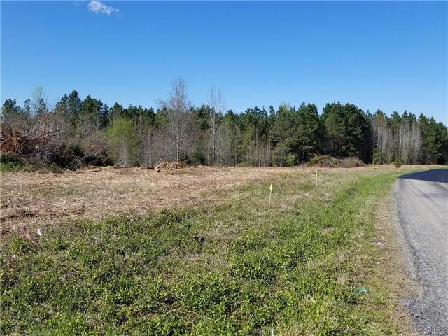 LOT 9 E Courthouse Road, Nottoway, VA 23824 (MLS #2010221) :: EXIT First Realty