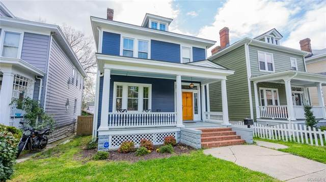 115 W Norwood Avenue, Richmond, VA 23222 (MLS #2010226) :: Small & Associates