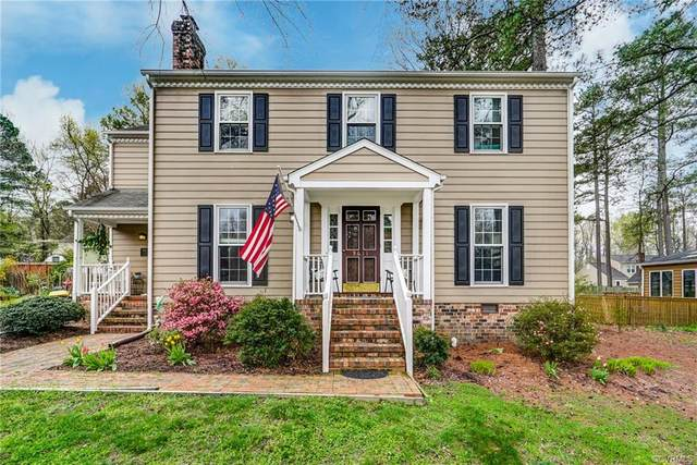 9611 Goneway Drive, Henrico, VA 23238 (MLS #2010236) :: The RVA Group Realty