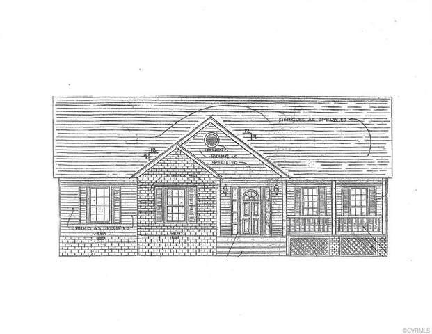 Lot 4 Walnut Hill Road, Nottoway, VA 23824 (MLS #2010238) :: EXIT First Realty