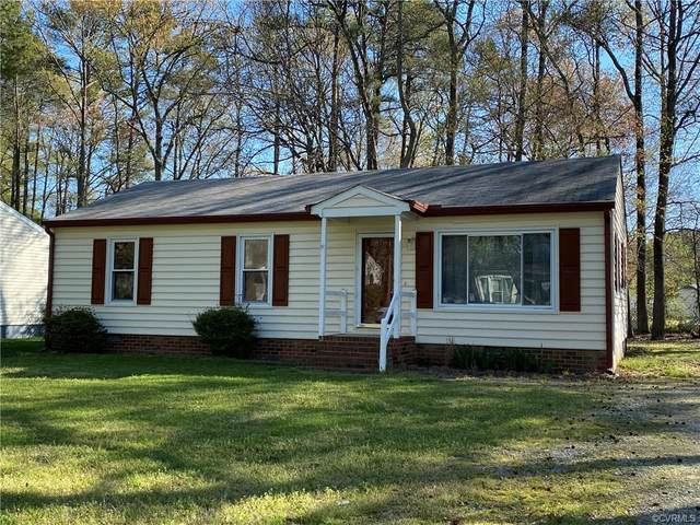 8701 Leafycreek Drive, Chesterfield, VA 23237 (MLS #2010268) :: The RVA Group Realty