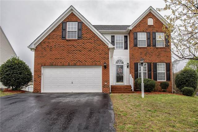 3313 Logan Hill Court, Henrico, VA 23223 (MLS #2010309) :: The RVA Group Realty