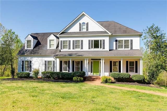 12155 Newton Hills Court, Rockville, VA 23146 (MLS #2010322) :: HergGroup Richmond-Metro