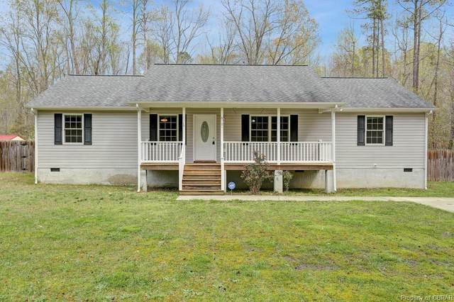 6181 Glenns Road, Gloucester, VA 23061 (MLS #2010364) :: EXIT First Realty