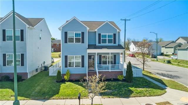 701 Erin Crescent Street, Richmond, VA 23231 (MLS #2010366) :: Small & Associates