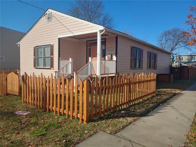 1222 N 27th Street, Richmond, VA 23223 (MLS #2010410) :: Small & Associates