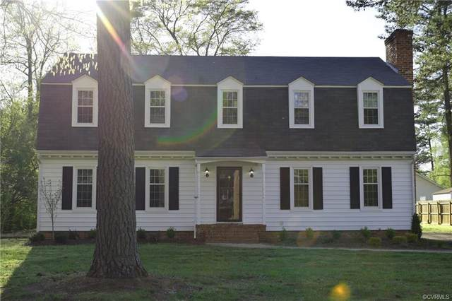 5601 Buxton Court, Chester, VA 23831 (MLS #2010432) :: EXIT First Realty
